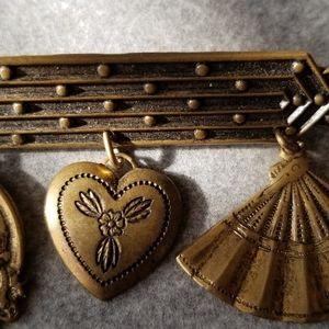 Jewelry - Vintage Art Deco Brooch